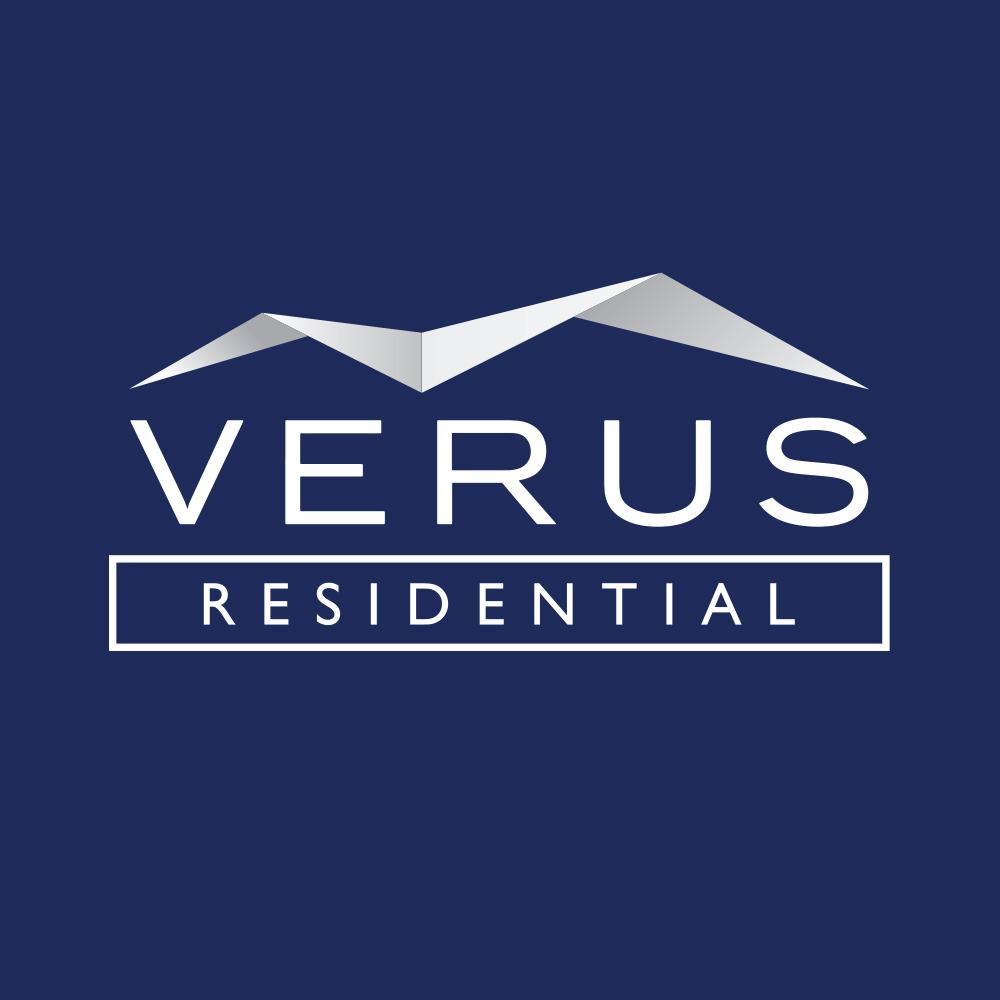 Verus residential logo design Denton Texas