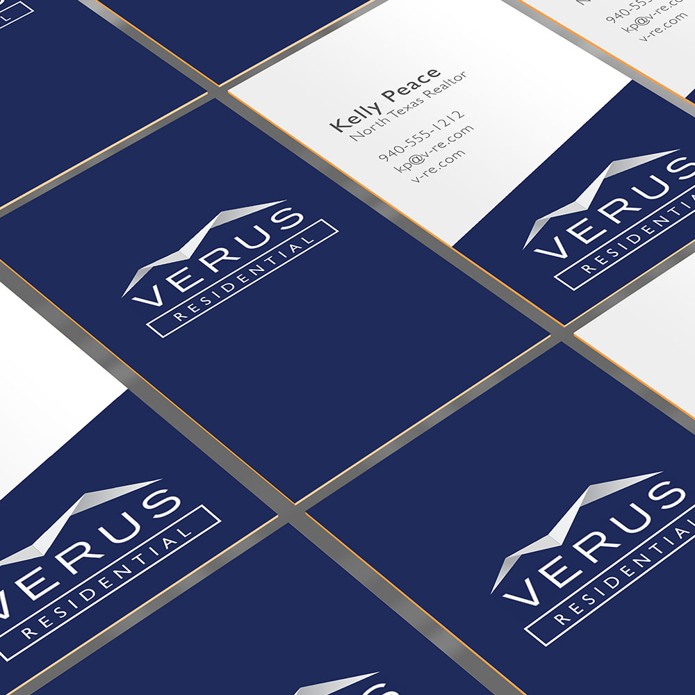 Verus Residential Business Card